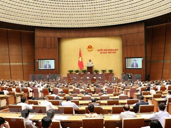Parlamento de Vietnam revisara hoy borrador legal contra alcoholismo hinh anh 1