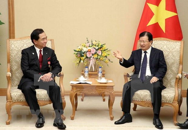 Vicepremier de Vietnam aboga por diversificar cooperacion con prefectura japonesa Kanagawa hinh anh 1
