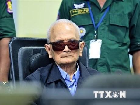 Estados Unidos saluda historico veredicto en juicio por genocidio de Khmers Rojos hinh anh 1