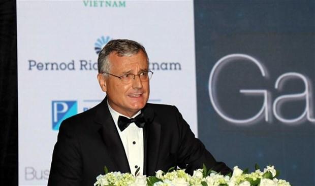 Honran grandes contribuciones de empresas europeas al desarrollo socioeconomico de Vietnam hinh anh 1