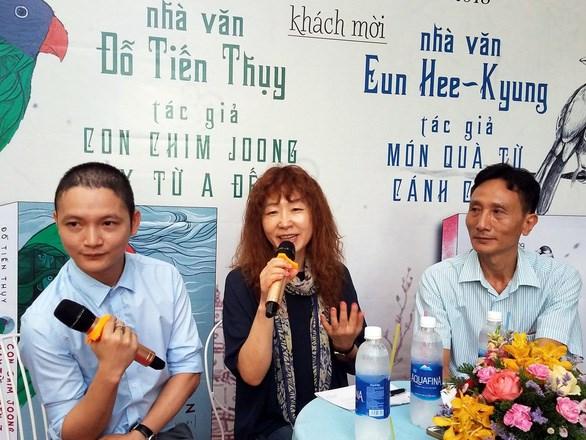 Efectuan intercambio cultural Vietnam-Corea del Sur en Ciudad Ho Chi Minh hinh anh 1