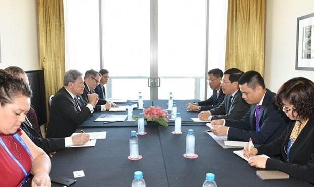 Nueva Zelanda corrobora apoyo a Vietnam en implementacion del CPTPP hinh anh 1