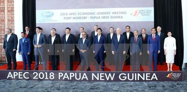 APEC centra debate en impulso de libre comercio e integracion internacional hinh anh 1