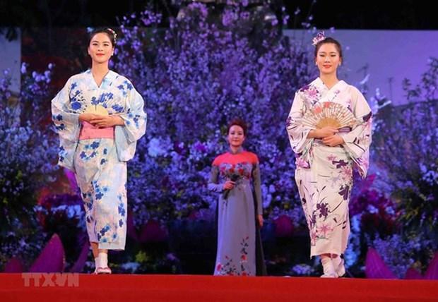 Espacio cultural contribuye a promover lazos entre Vietnam y Japon hinh anh 1