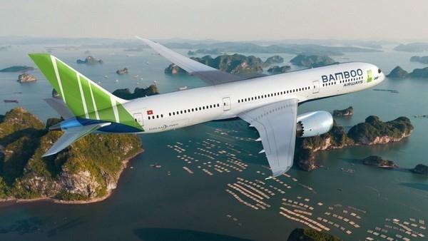 Aerolinea vietnamita Bamboo Airways debutara a inicios de 2019 hinh anh 1