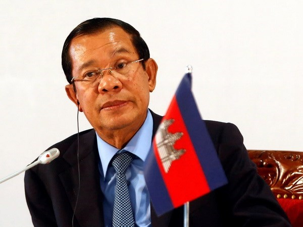 Camboya no permitira base militar extranjera en su pais, asegura Premier hinh anh 1