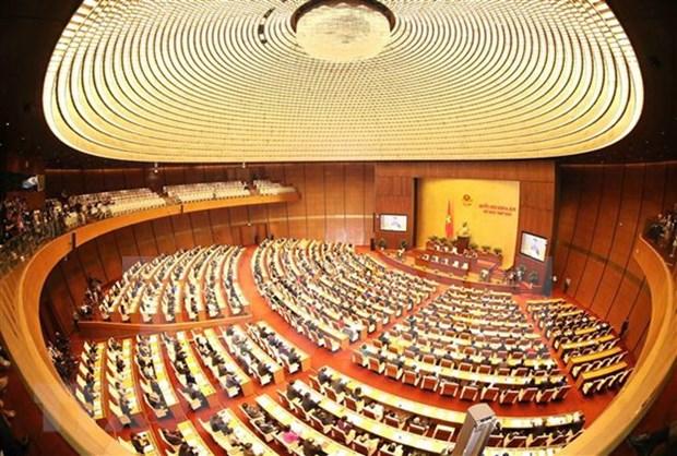 Parlamento de Vietnam revisara borrador de ley de ejecucion de veredictos penales hinh anh 1