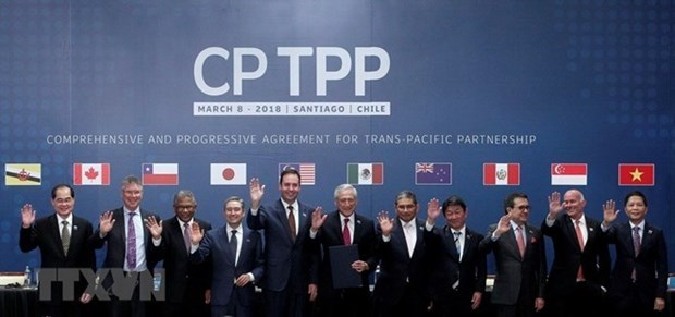 Representantes de CPTPP se reunen en Tokio para analizar politicas futuras hinh anh 1