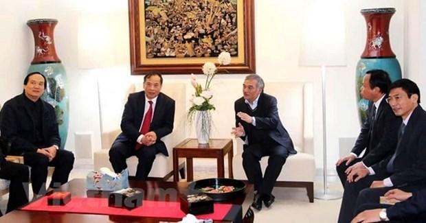 Provincia vietnamita estudia oportunidades para exportar productos agricolas a Mexico hinh anh 1
