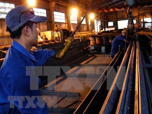Vietnam avanza en reconversion de empresas estatales en sociedades anonimas hinh anh 1