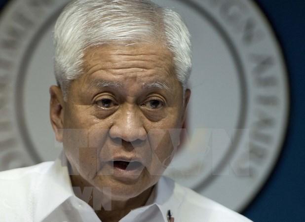 Filipinas urge a China a seguir camino de la moderacion en disputas maritimas hinh anh 1