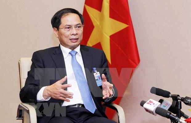 Destacan participacion de Vietnam en APEC 2018 en Papua Nueva Guinea  hinh anh 1
