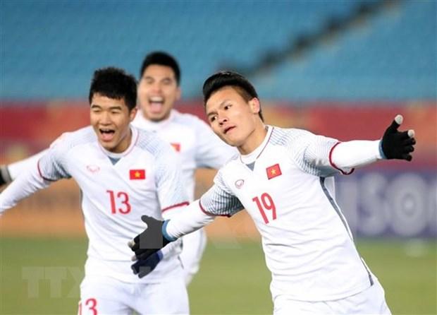 Impresionada prensa surcoreana por entorno ajetreado en Vietnam ante AFF Suzuki Cup hinh anh 1