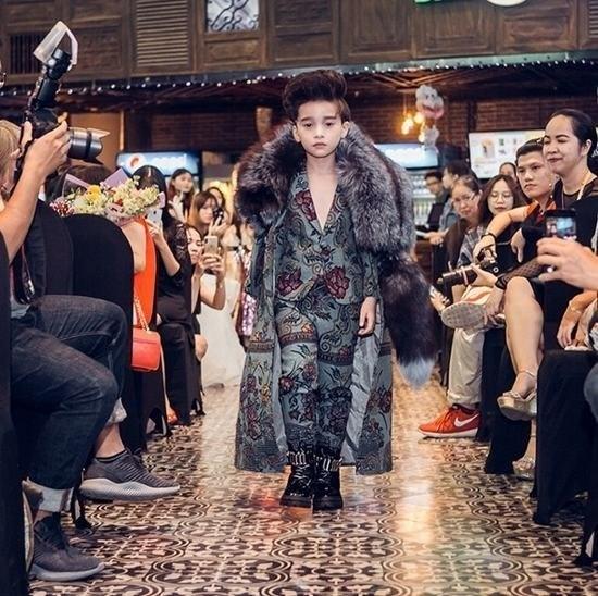 Modelos infantiles de Vietnam asistiran a la Semana de la Moda en Malasia hinh anh 1