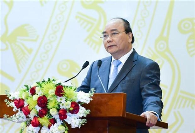 Premier de Vietnam pide aplicar sancion por ineficiencia en reestructuracion de firmas estatales hinh anh 1