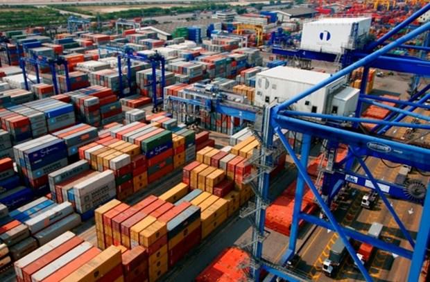 Exportaciones de Tailandia en octubre superaron las previsiones hinh anh 1