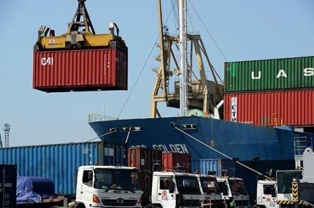 Indonesia registra un deficit comercial de mil 800 millones de dolares en octubre hinh anh 1
