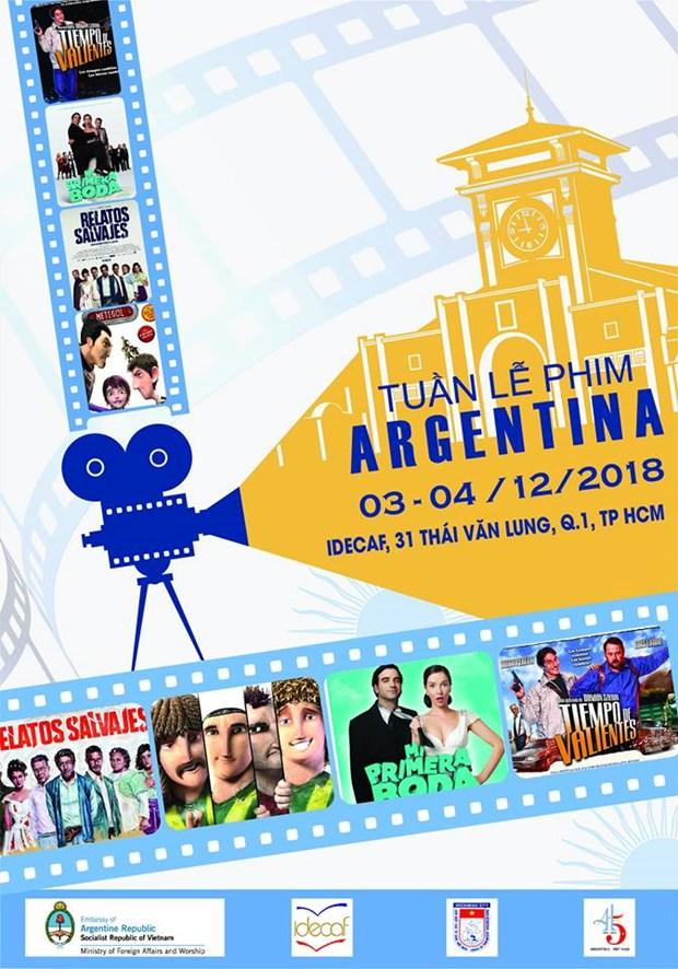 Ciclo de cine presenta cultura y pueblo de Argentina al publico vietnamita hinh anh 1
