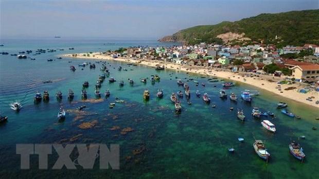 Vietnam busca impulsar conservacion de ecosistema marino hinh anh 1