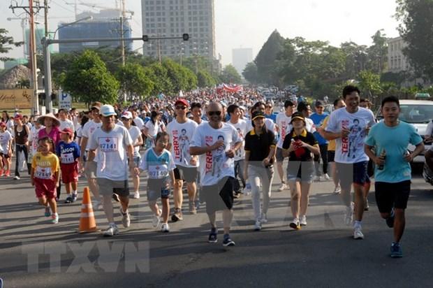 Maraton a favor de tigres tendra lugar en Hanoi en diciembre hinh anh 1