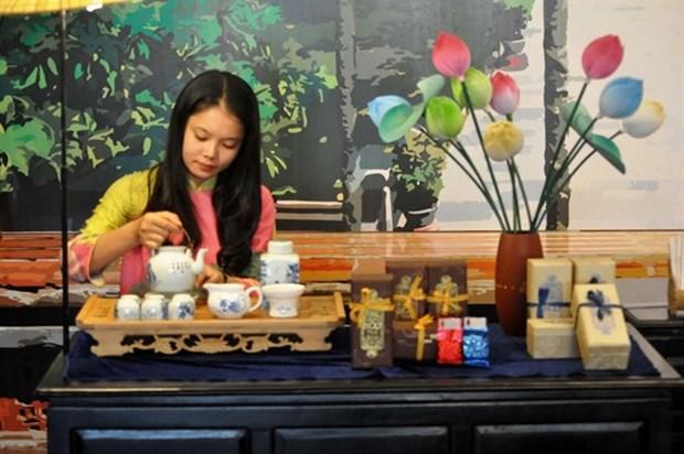 Especialistas de 15 paises participan en concurso internacional de elaboracion de te en Vietnam hinh anh 1
