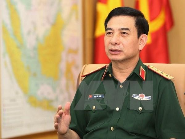 Fuerzas armadas de Vietnam y Tailandia ratifican compromiso de fortalecer cooperacion hinh anh 1