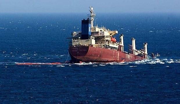 Siete desaparecidos en el naufragio de barco en aguas de Bali en Indonesia hinh anh 1