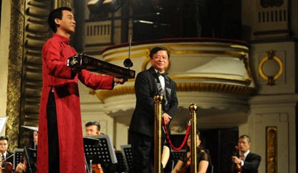 Inauguran en Hanoi Festival Internacional de Nueva Musica Asia-Europa 2018 hinh anh 1