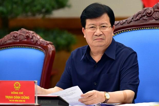 Vicepremier de Vietnam insta a revisar cambios propuestos al plan maestro de Hanoi hinh anh 1