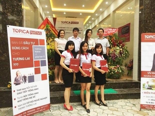 Firma singapurense destina fondo millonario para empresa de educacion en linea en Vietnam hinh anh 1