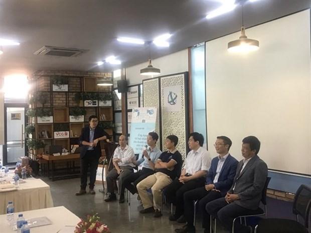 Aplicacion de inteligencia artificial mejoraria operaciones de PyMEs vietnamitas, opina experto hinh anh 1
