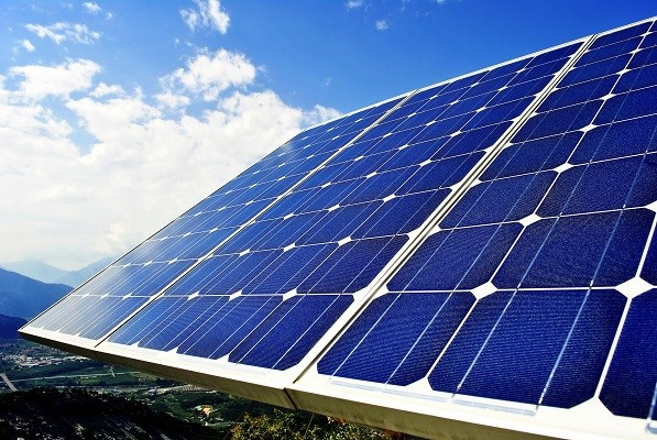 Distrito de Vietnam Krong Pa atrae proyectos de energia solar hinh anh 1