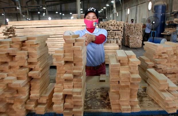 Exportaciones de madera de Vietnam se preve alcancen ocho mil 850 millones de dolares este ano hinh anh 1