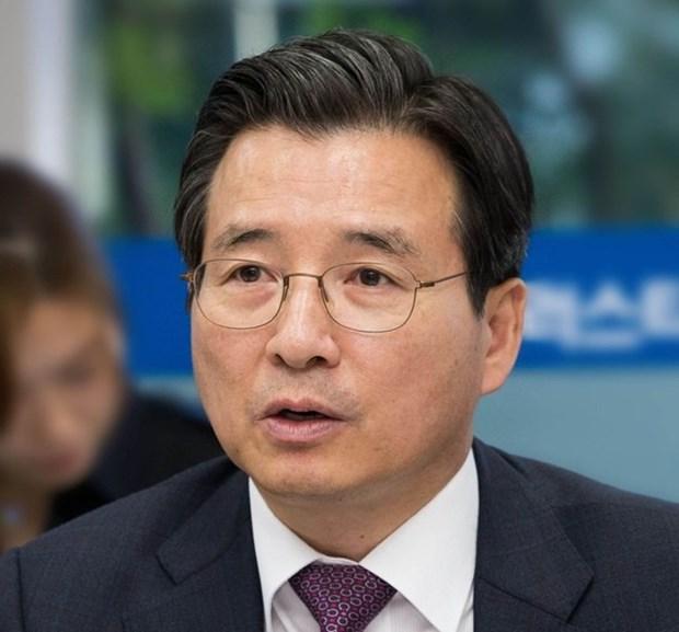 Trasiego comercial ASEAN- Corea del Sur podria alcanzar 160 mil millones de dolares este ano hinh anh 1