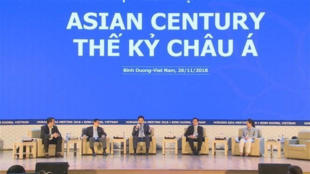 Debaten en Foro de Cooperacion Economica de Asia establecimiento de ecosistema empresarial hinh anh 1