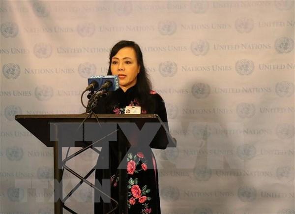 Vietnam impulsa cooperacion internacional en lucha contra la diabetes hinh anh 1