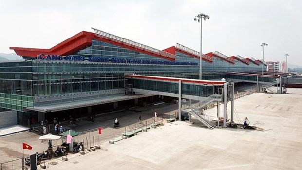 Provincia vietnamita de Quang Ninh promueve turismo a traves del aeropuerto de Van Don hinh anh 1