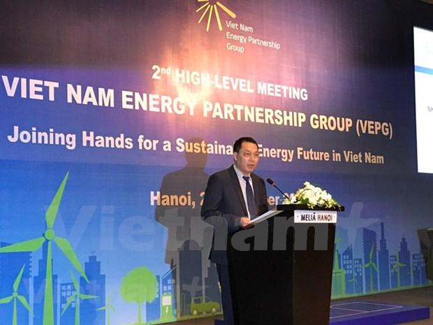 Expertos foraneos ofrecen recomendaciones para desarrollo de energia sostenible en Vietnam hinh anh 1