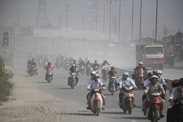 Expertos buscan medidas para mejorar la calidad del aire en Hanoi hinh anh 1