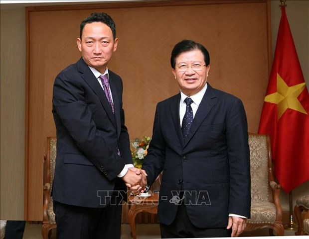 Vicepremier de Vietnam aprecia nueva politica de visado de Corea del Sur hinh anh 1