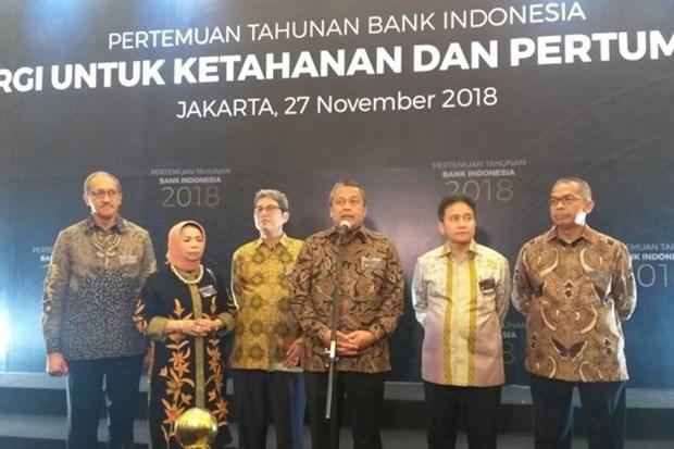Indonesia preve la estabilidad de la politica financiera nacional 2019 hinh anh 1