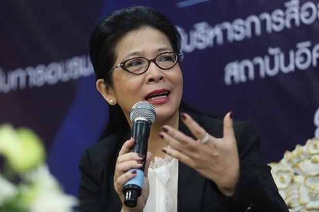 Partido Pheu Thai lidera las encuestas preelectorales en Tailandia hinh anh 1