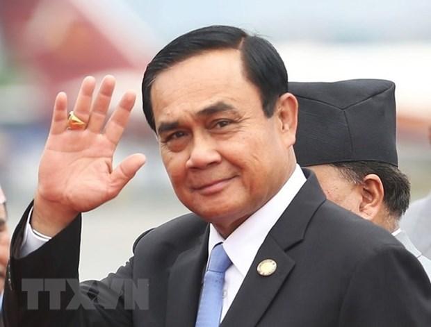 Premier tailandes visita Alemania para impulsar relaciones bilaterales hinh anh 1