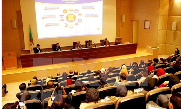 Argelia sede de seminario sobre la ASEAN con el tema