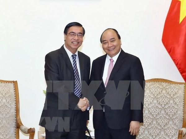 Premier de Vietnam recaba mayor asistencia a coterraneos en el extranjero hinh anh 1