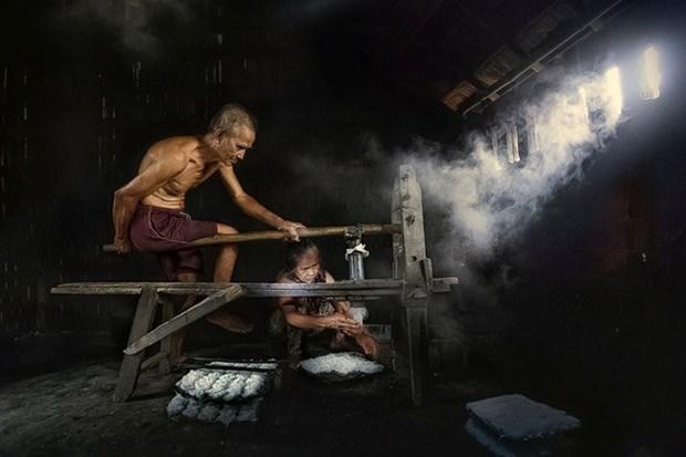 Exponen fotos sobre valores de patrimonios de Vietnam hinh anh 1