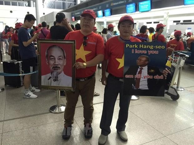 Vietnamitas tienen otra opcion al viajar a Filipinas para respaldar a seleccion nacional de futbol hinh anh 1