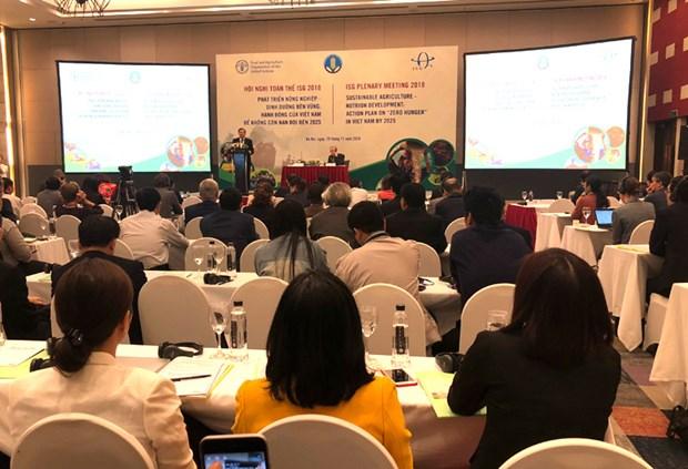 Vietnam lanza Programa de Accion Nacional sobre Hambre Cero hinh anh 1