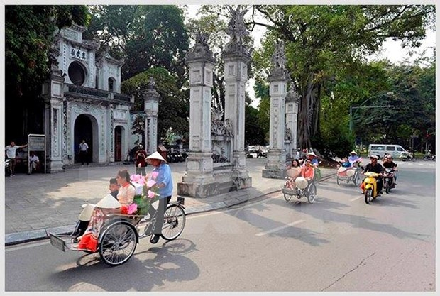 Vietnam acoge a mas de 14 millones de turistas extranjeros en lo que va de ano hinh anh 1