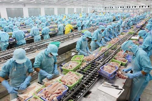 Crecen exportaciones de productos agroforestales y acuicolas de Vietnam en 11 meses hinh anh 1